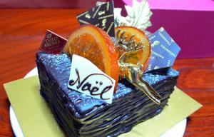 テオブロマのクリスマスケーキ